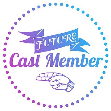 Future Cast Member by luffans