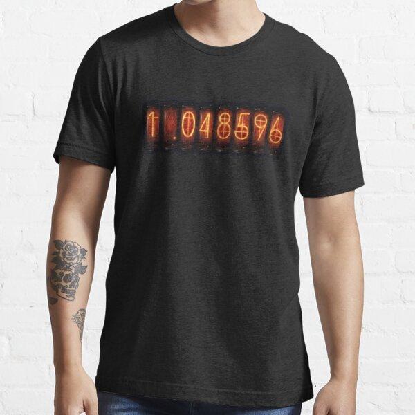Steins Gate Divergence Meter Essential T-Shirt