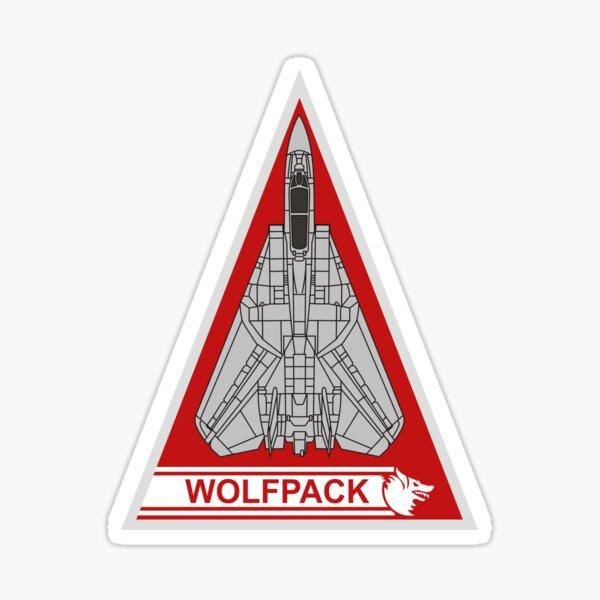 Tomcat VF-1 Wolfpack Sticker