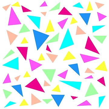 90s Triangles Pattern by Caffrin25