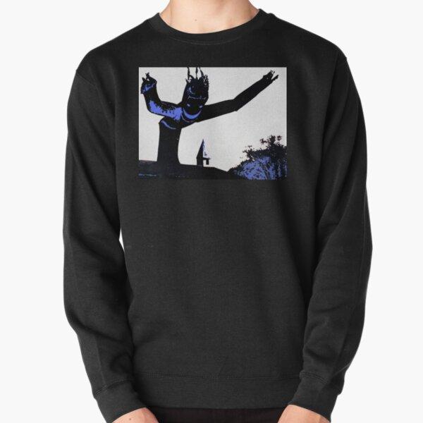 Baloon Man Pullover Sweatshirt