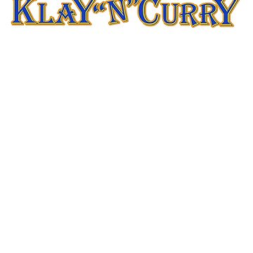 Klay N Curry by themarvdesigns