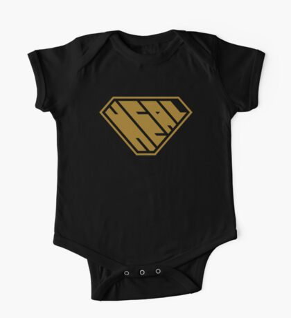 Heal SuperEmpowered (Gold) Kids Clothes