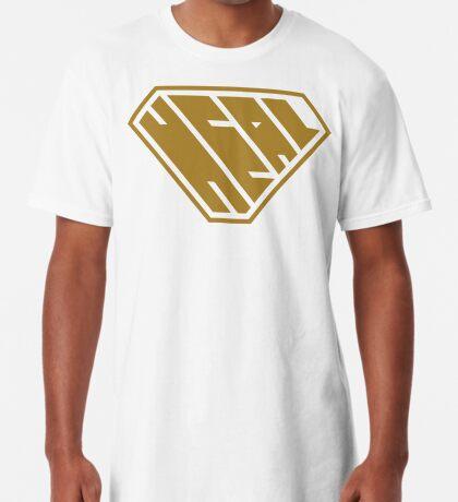 Heal SuperEmpowered (Gold) Long T-Shirt