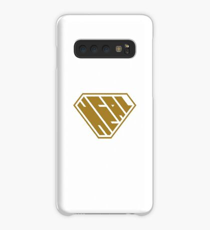 Heal SuperEmpowered (Gold) Case/Skin for Samsung Galaxy