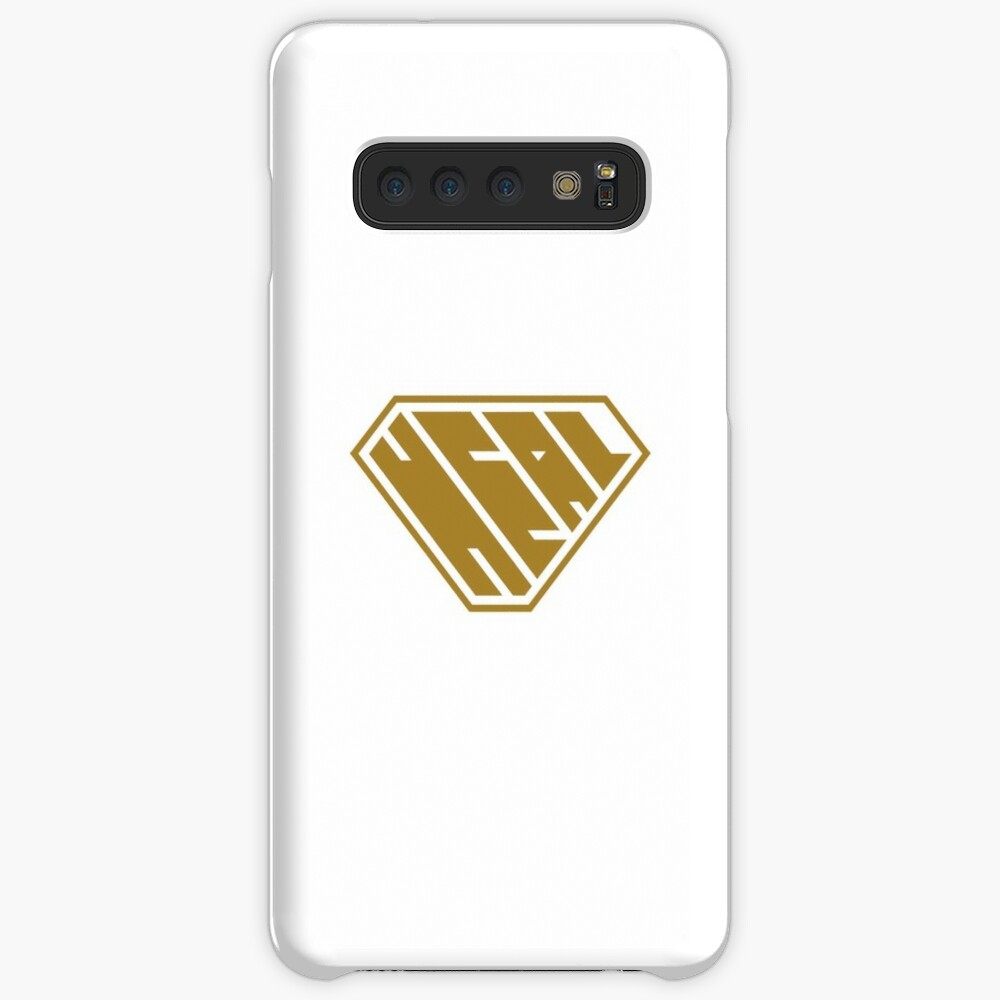 Heal SuperEmpowered (Gold) Cases & Skins for Samsung Galaxy