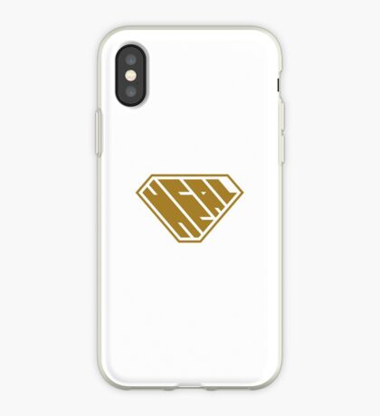 Heal SuperEmpowered (Gold) iPhone Case
