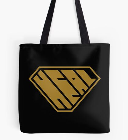 Heal SuperEmpowered (Gold) Tote Bag