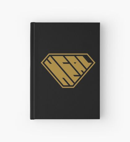 Heal SuperEmpowered (Gold) Hardcover Journal