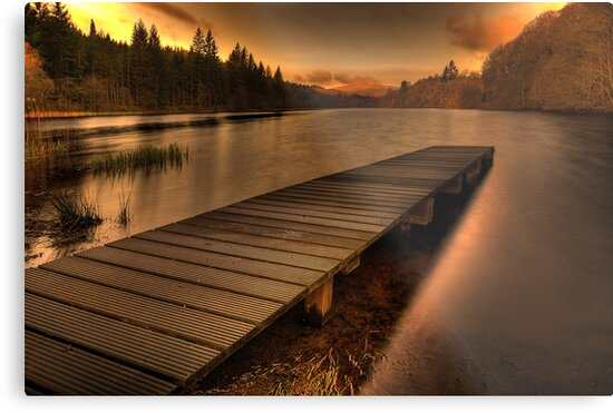 The Jetty (1) by Karl Williams