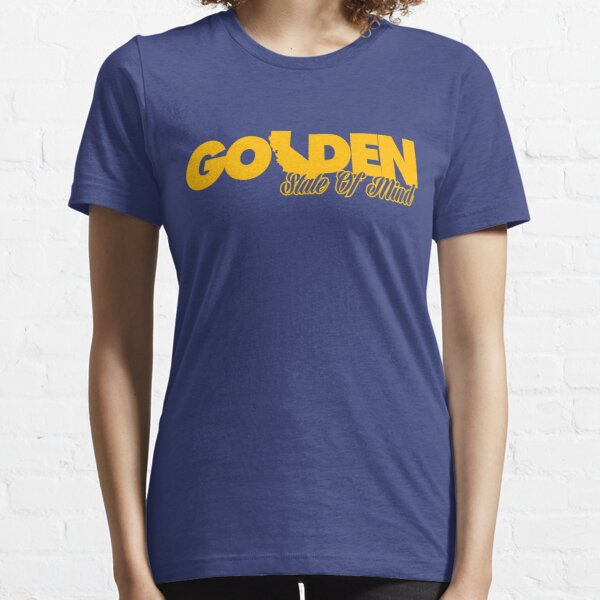 Golden State of Mind  Essential T-Shirt