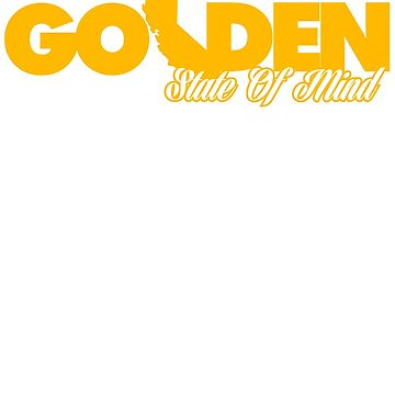 Golden State of Mind  by themarvdesigns