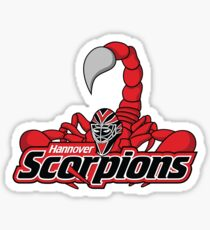 Hannover Scorpions Sticker