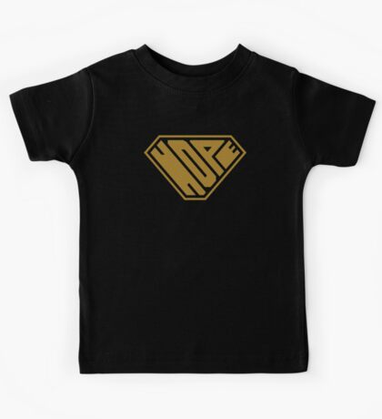 Hope SuperEmpowered (Gold) Kids Clothes