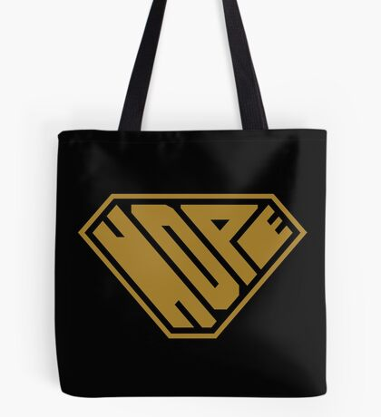 Hope SuperEmpowered (Gold) Tote Bag