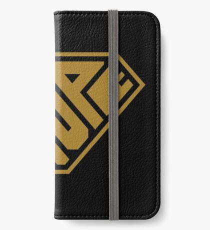 Hope SuperEmpowered (Gold) iPhone Wallet