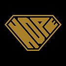 Hope SuperEmpowered (Gold) by Carbon-Fibre Media