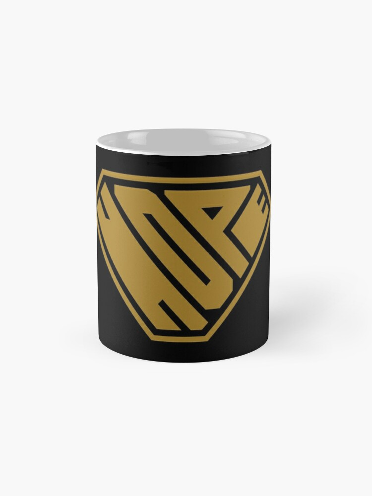 Alternate view of Hope SuperEmpowered (Gold) Classic Mug