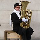 Musician by Vicki Spindler (VHS Photography)