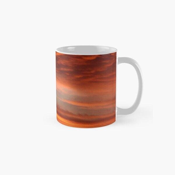 Fire in the Sky Classic Mug