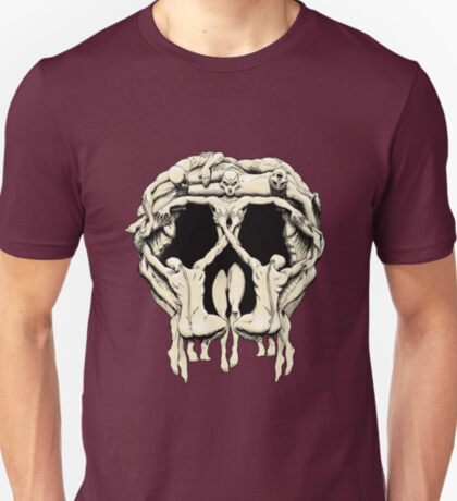 Slaves to the Skull Queen T-Shirt