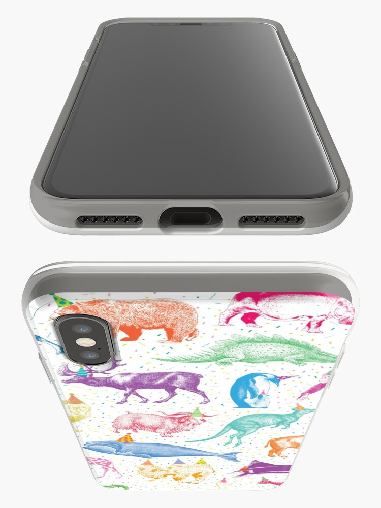 Alternate view of Party Animals iPhone Case & Cover