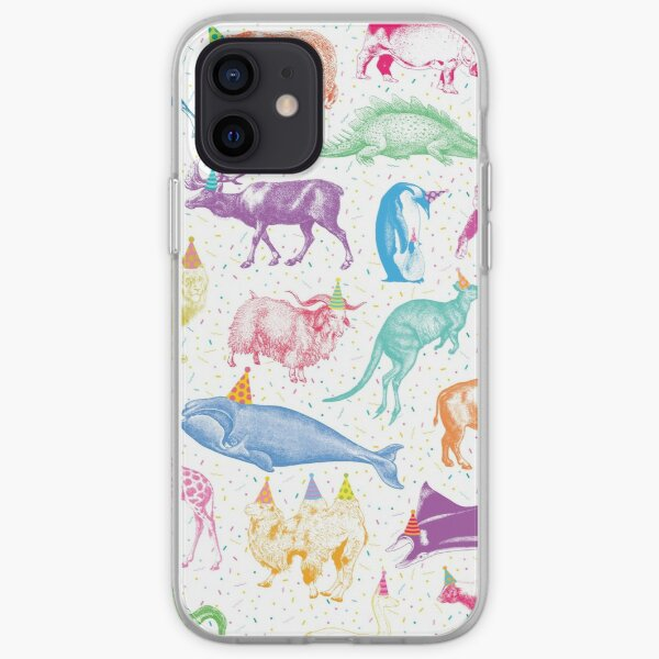 Party Animals iPhone Soft Case