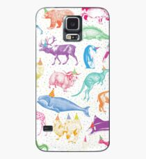 Party Animals Case/Skin for Samsung Galaxy