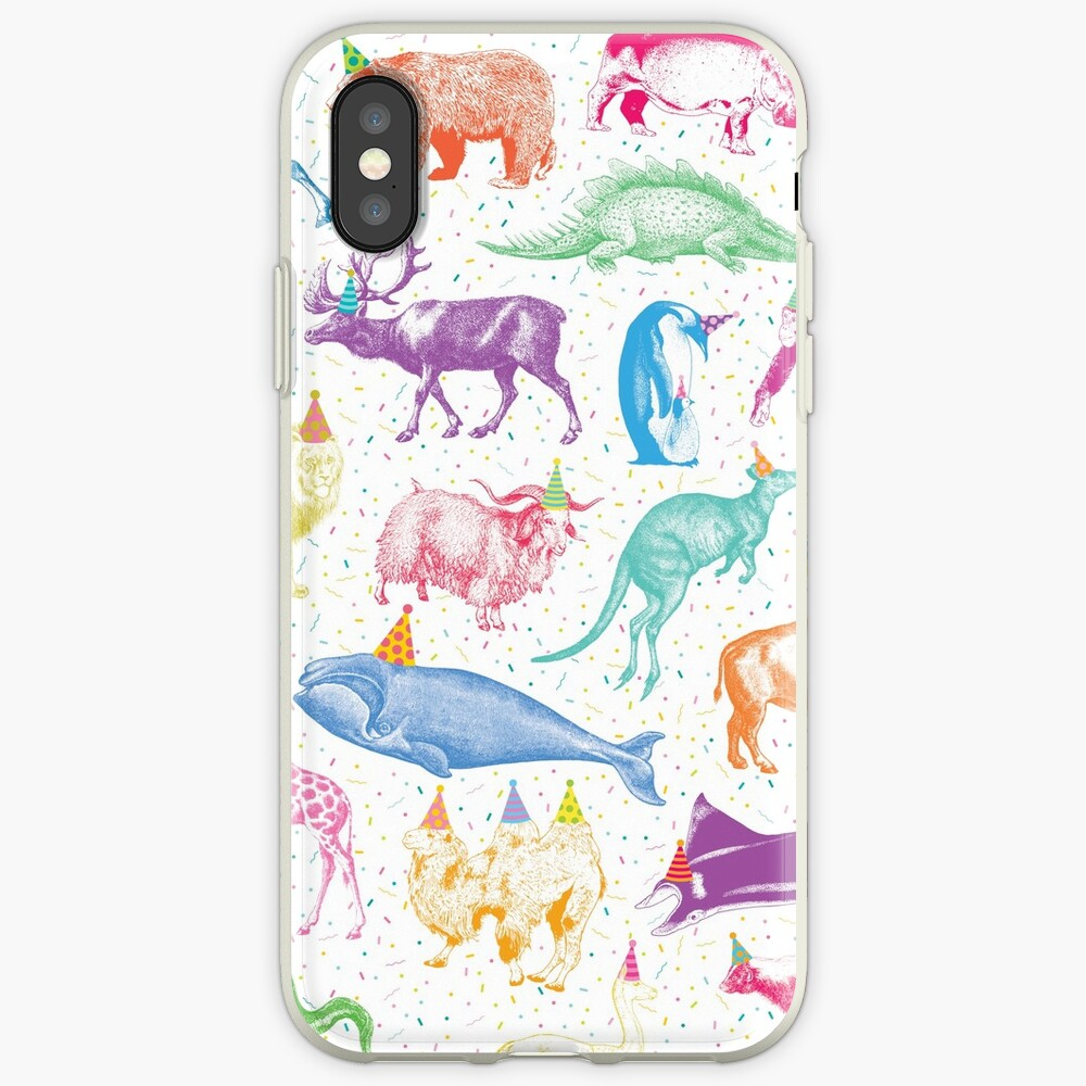 Party Animals iPhone Case & Cover