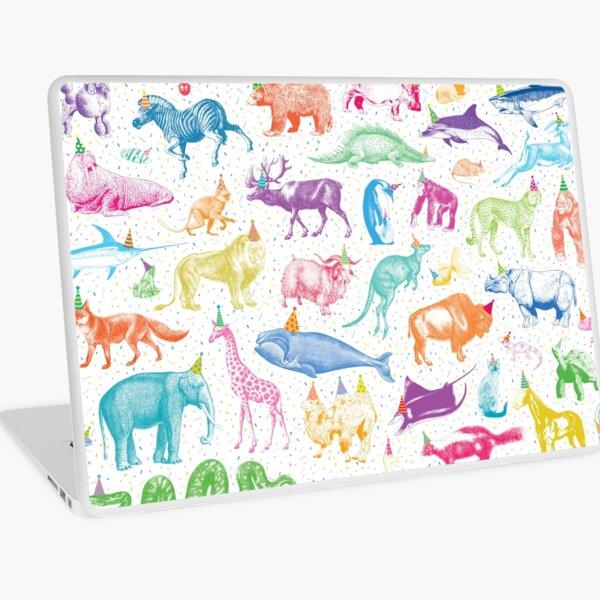 Party Animals Laptop Skin