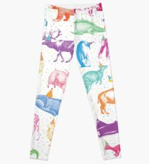 8be8c7be258bc7 Kangaroo Leggings | Redbubble