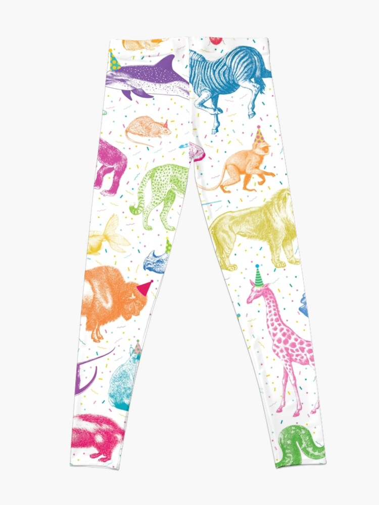 Alternate view of Party Animals Leggings