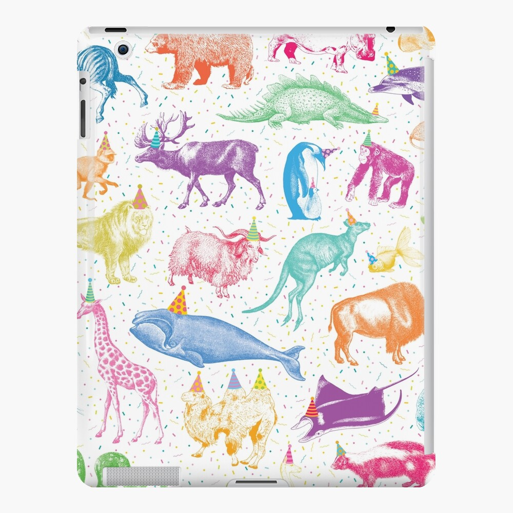 Party Animals iPad Case & Skin