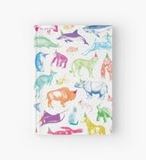 Party Animals Hardcover Journal