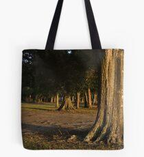 Long shadows Tote Bag