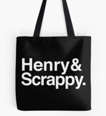 Henry & Scrappy Tote Bag