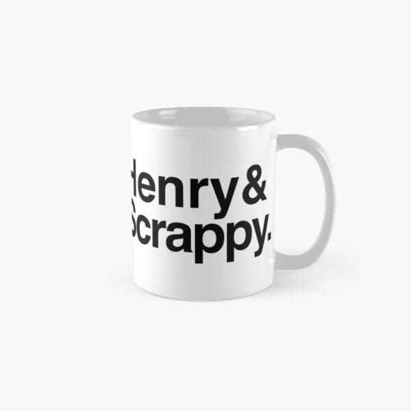 Henry & Scrappy Classic Mug