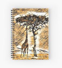 Reach and Emancipate Yourself  Spiral Notebook