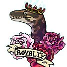 Royalty - Ball Python by Morgan Carpenter