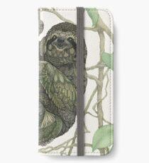 Sloth iPhone Wallet/Case/Skin