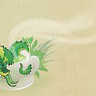 Tea Deagon by PencilCat