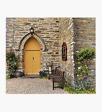 St Mura's Parish Church....................Ireland Photographic Print