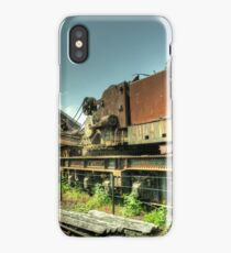 The Old Steam Crane  iPhone Case