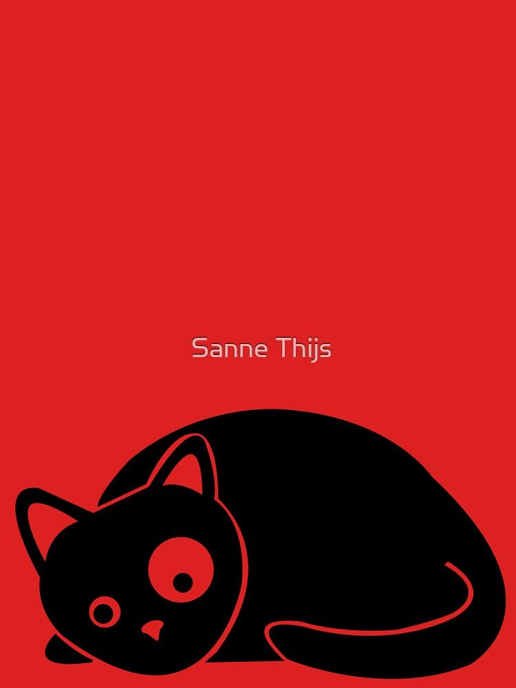 Black Cat by mimmam