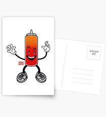 Citizen (Mumbo) Sauce Postcards