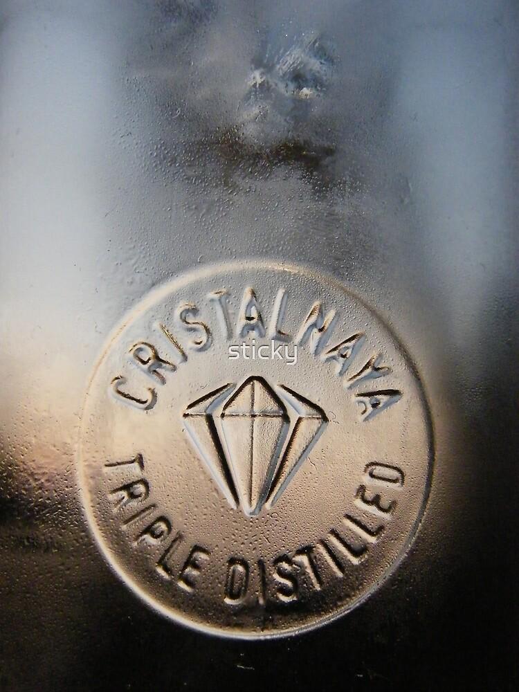 cristal clear by sticky