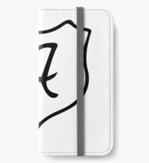 arab horse iPhone Wallet/Case/Skin