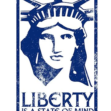 Lady Liberty Statue america USA  July 4th History Teacher Graphic T shirt by DesIndie