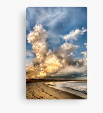 Sky Giants Canvas Print