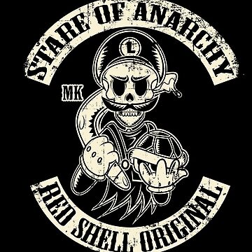 Stare of Anarchy by 8-bit-hobo